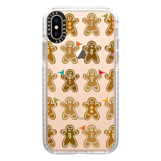 iPhone XS Cases - Ginger