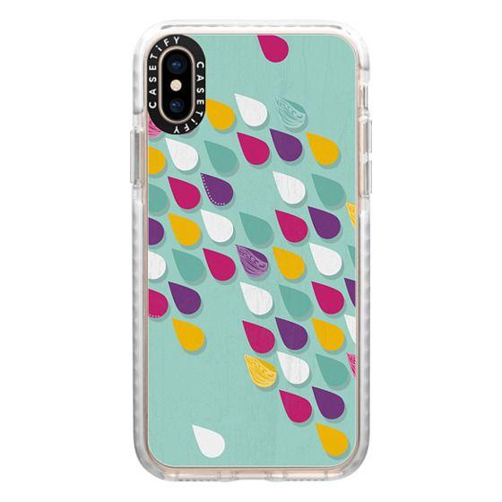 iPhone XS Cases - Raindrop
