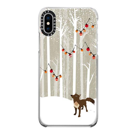 iPhone X Cases - December