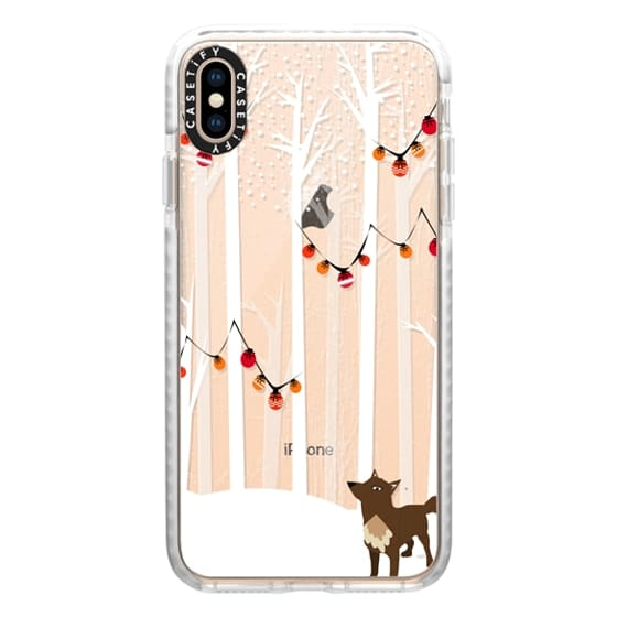 iPhone XS Max Cases - December ghost