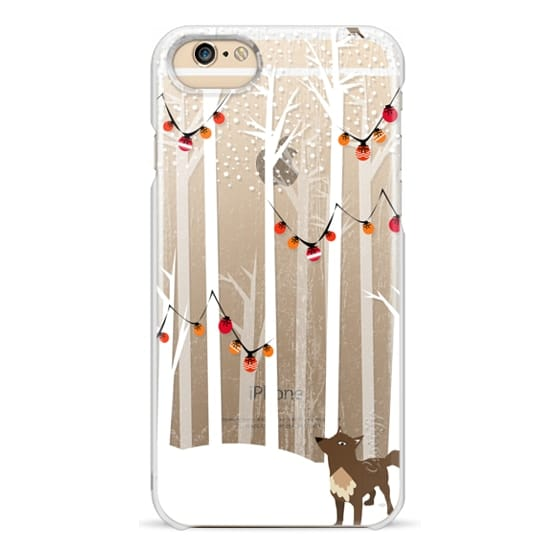 iPhone 6 Cases - December ghost