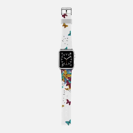Fly away - watch - Saffiano Leather Watch Band
