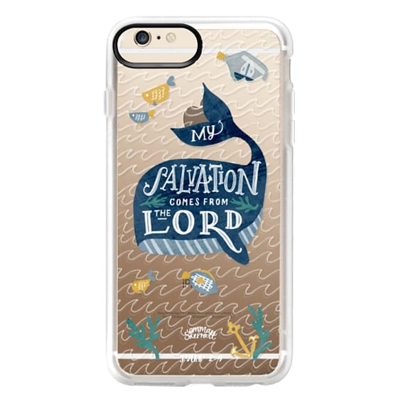 iPhone 6s Plus Cases - Jonah 2:9  Bible Verse Case