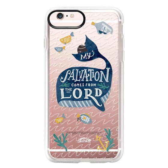 iPhone 6s Plus Cases - Jonah 2:9  Bible Verse Case
