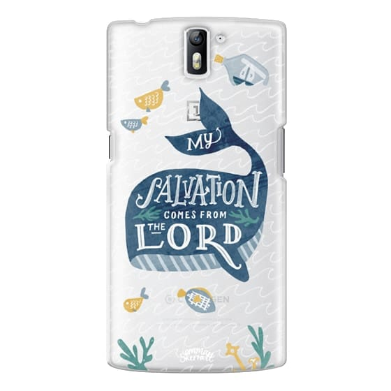 One Plus One Cases - Jonah 2:9  Bible Verse Case