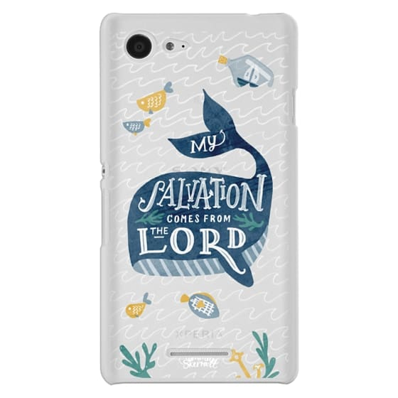 Sony E3 Cases - Jonah 2:9  Bible Verse Case