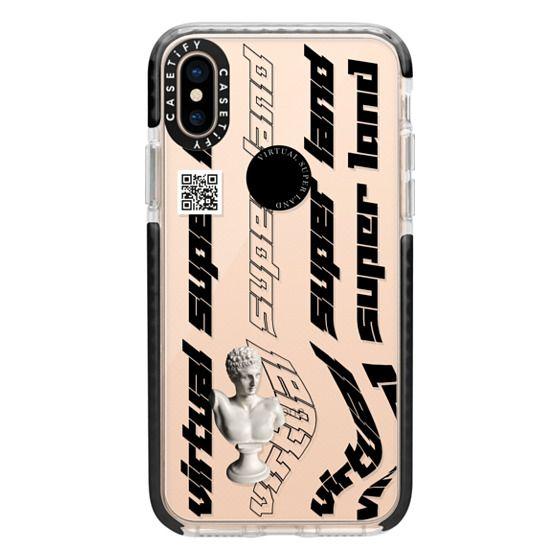 iPhone XS Cases - VSL Logo Case