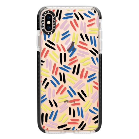 iPhone XS Max Cases - Lines