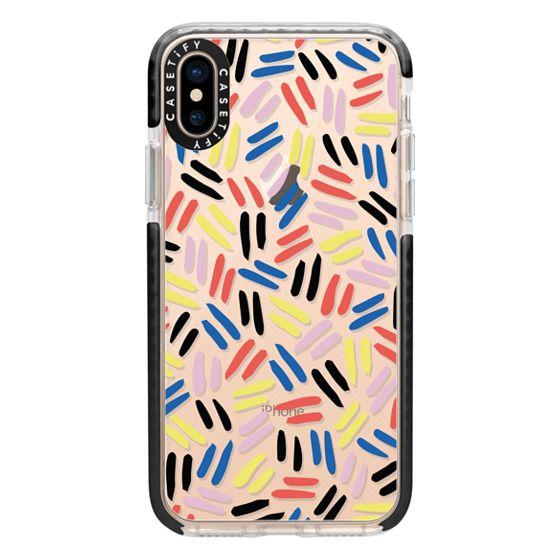 iPhone XS Cases - Lines