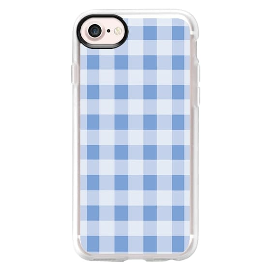 Summer Picnic Gingham (Blue)