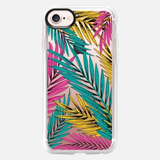 Palm Leaves - Classic Grip Case