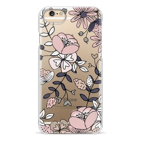 iPhone 6 Cases - Blush Floral