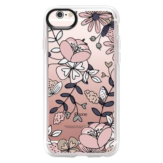 iPhone 6s Cases - Blush Floral