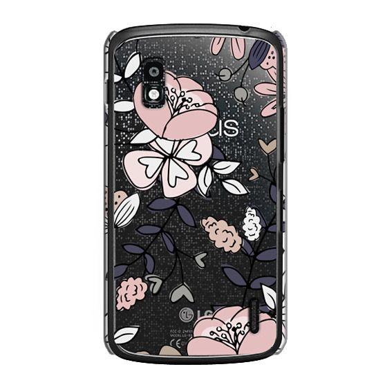 Nexus 4 Cases - Blush Floral