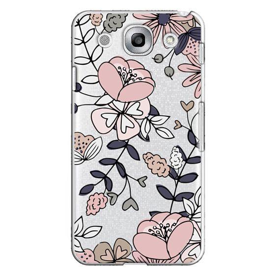 Optimus G Pro Cases - Blush Floral