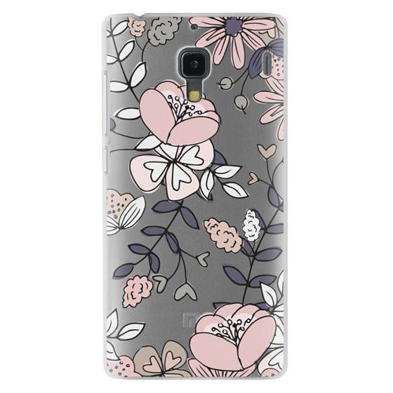 Redmi 1s Cases - Blush Floral