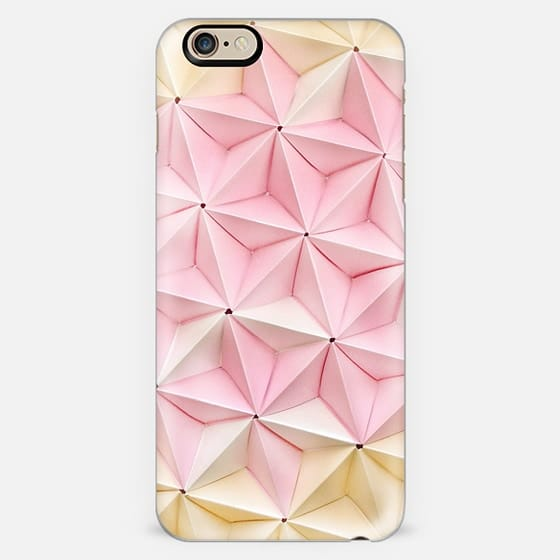 Origami in Pastel Pink by Coco Sato