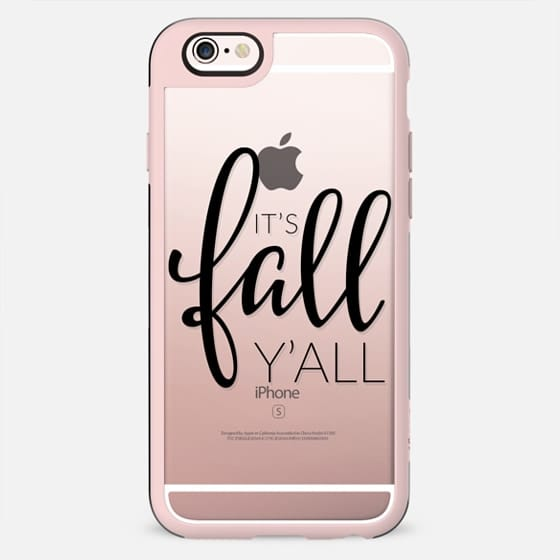 It's FALL Y'all - New Standard Case