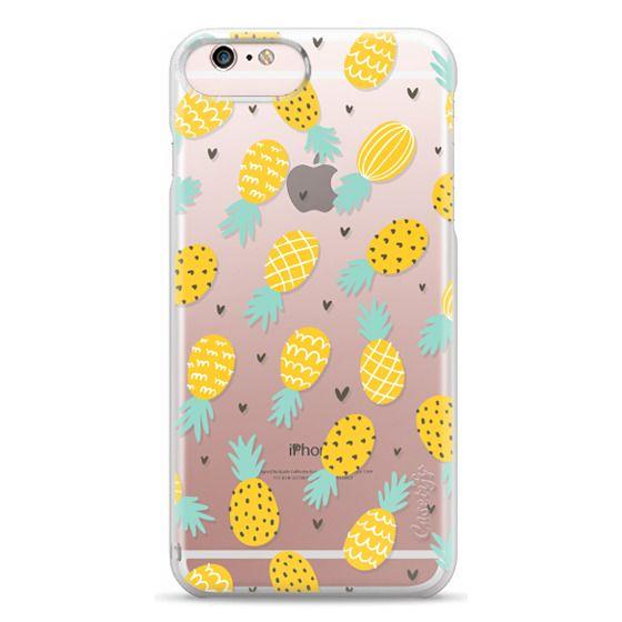 iPhone 6s Plus Cases - Pineapple Love