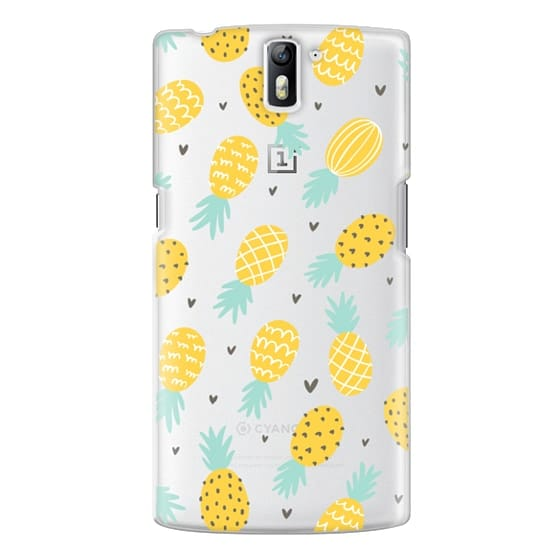 One Plus One Cases - Pineapple Love