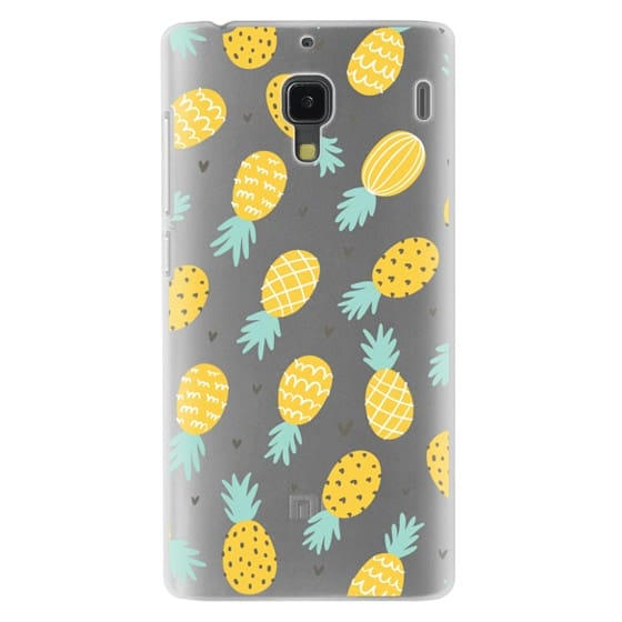 Redmi 1s Cases - Pineapple Love
