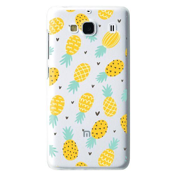 Redmi 2 Cases - Pineapple Love