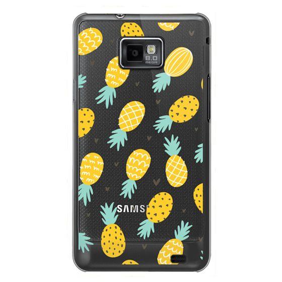 Samsung Galaxy S2 Cases - Pineapple Love