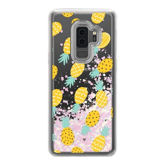 Samsung Galaxy S9 Plus Cases - Pineapple Love