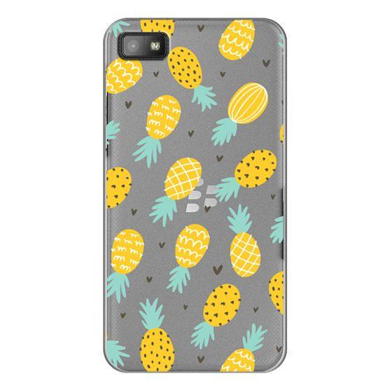 Blackberry Z10 Cases - Pineapple Love