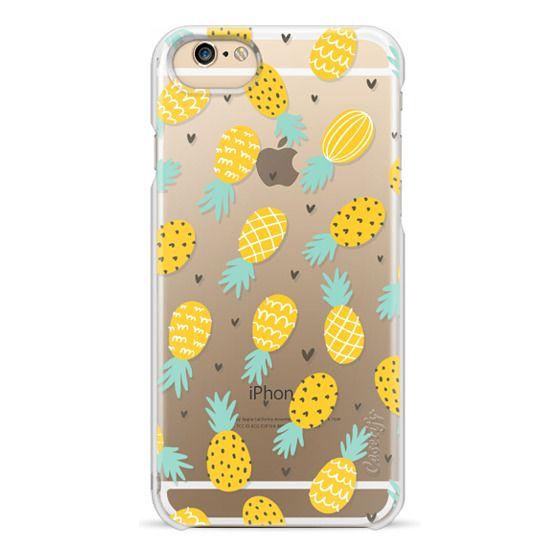 iPhone 6 Cases - Pineapple Love