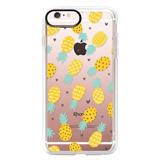 iPhone 6s Plus Cases - Pineapple Love