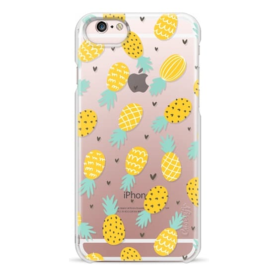 iPhone 6s Cases - Pineapple Love