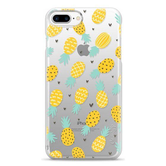iPhone 7 Plus Cases - Pineapple Love