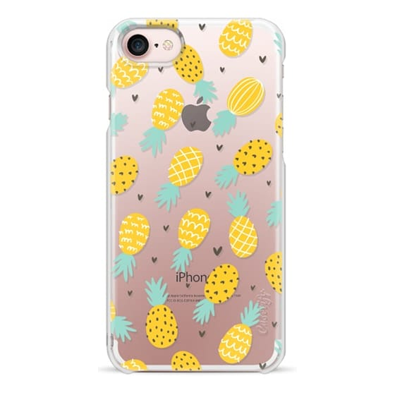 iPhone 7 Cases - Pineapple Love