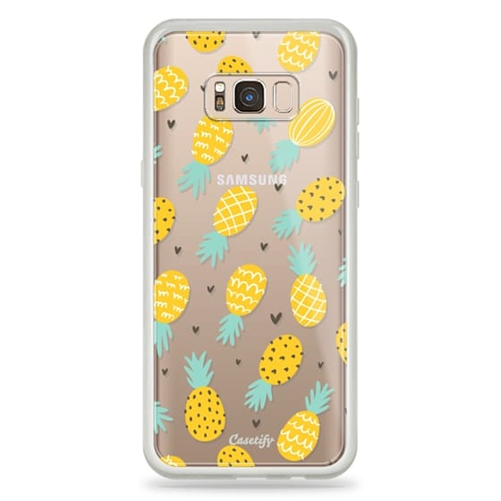 Samsung Galaxy S8 Plus Cases - Pineapple Love