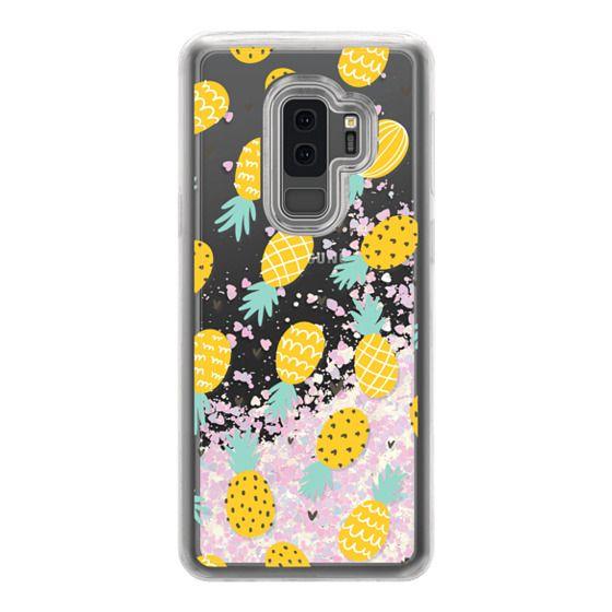Samsung Galaxy S9 Plus Cases - Pineapple Love