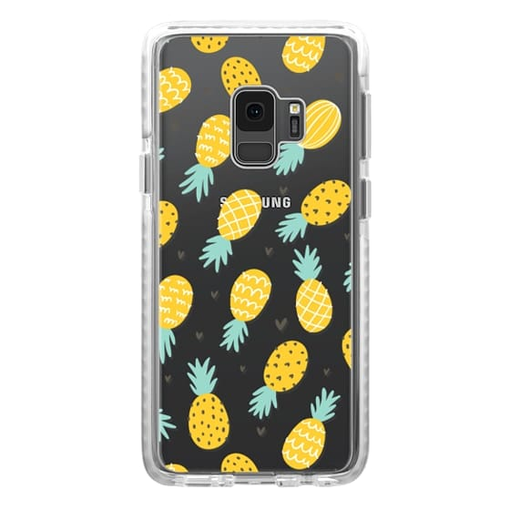 Samsung Galaxy S9 Cases - Pineapple Love