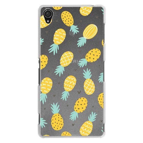 Sony Z3 Cases - Pineapple Love