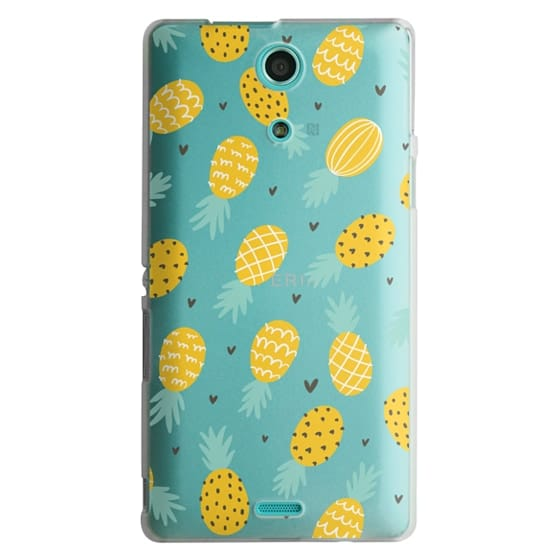 Sony Zr Cases - Pineapple Love