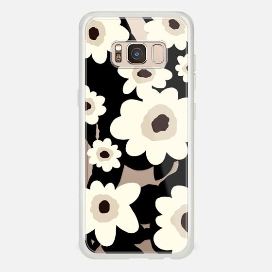 Galaxy S8 Case - Flowers