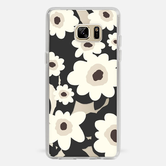 Galaxy Note 7 Case - Flowers