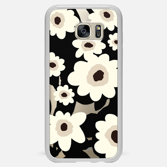 Galaxy S7 Edge Case - Flowers