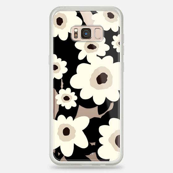 Galaxy S8+ Hülle - Flowers