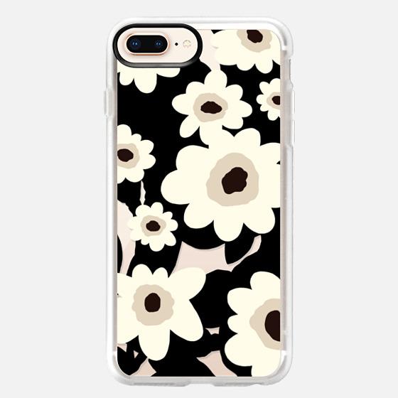 iPhone 8 Plus ケース - Flowers