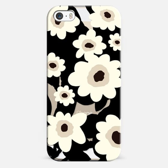 iPhone 5s Case - Flowers