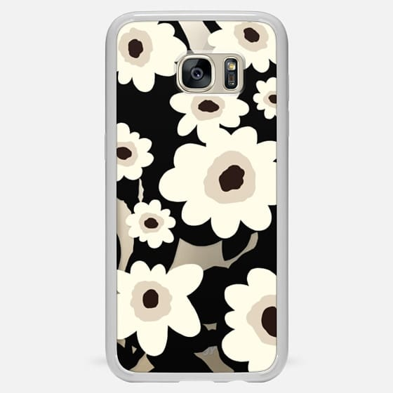 Galaxy S7 Edge Hülle - Flowers