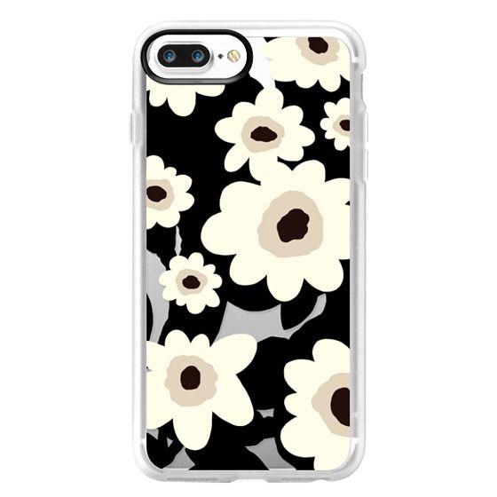 iPhone 7 Plus 保護殼 - Flowers