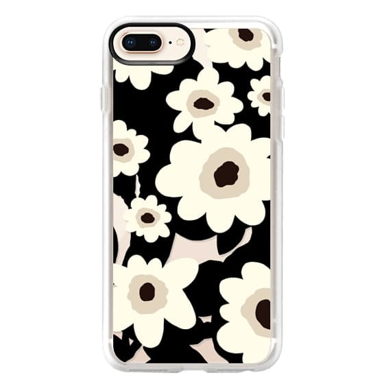 iPhone 8 Plus Hülle - Flowers