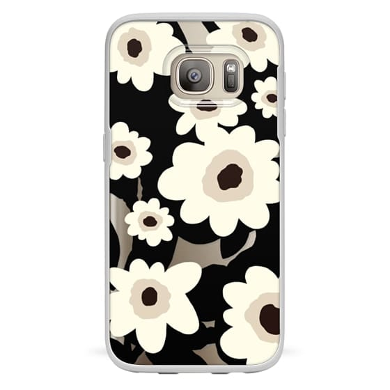 Galaxy S7 Funda - Flowers