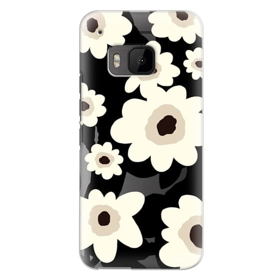 Htc One M9 Cases - Flowers